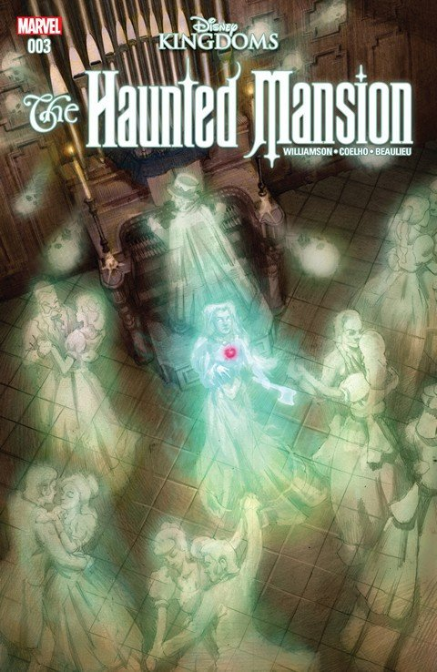 Haunted Mansion #3