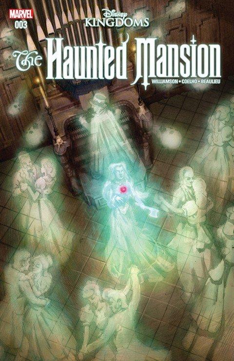 Haunted Mansion #3