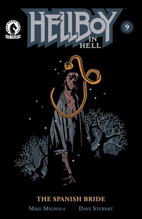 Hellboy in Hell #1 – 10