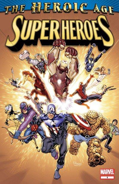 Heroic Age – Super Heroes + Villains (2010)