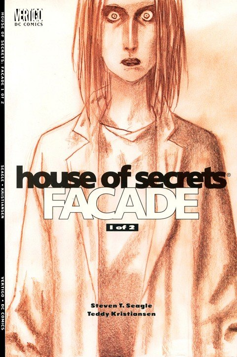 House of Secrets – Facade #1 – 2