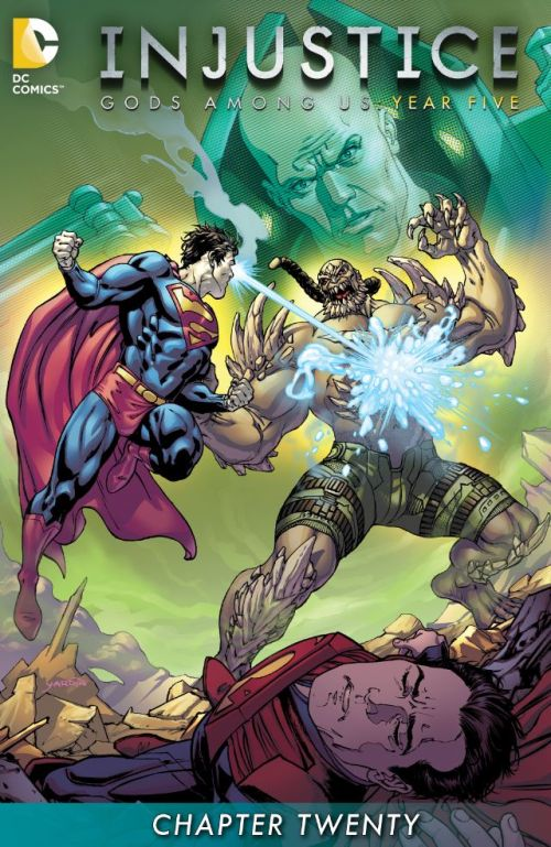Injustice – Gods Among Us – Year Five #20