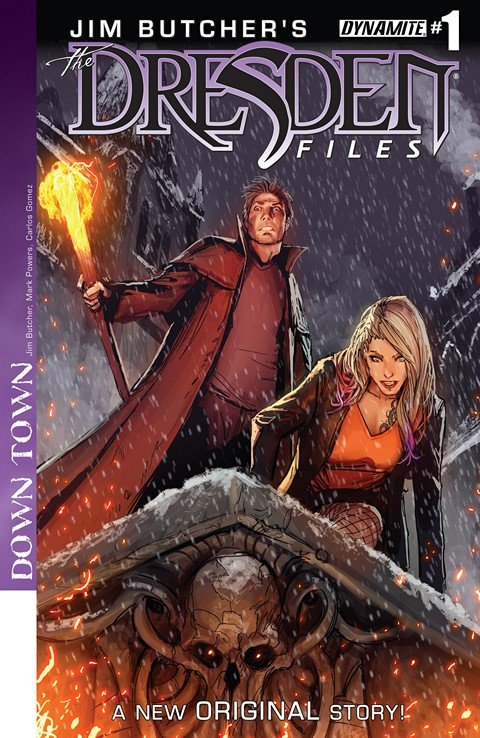 Jim Butcher's The Dresden Files – Down Town #1 – 6
