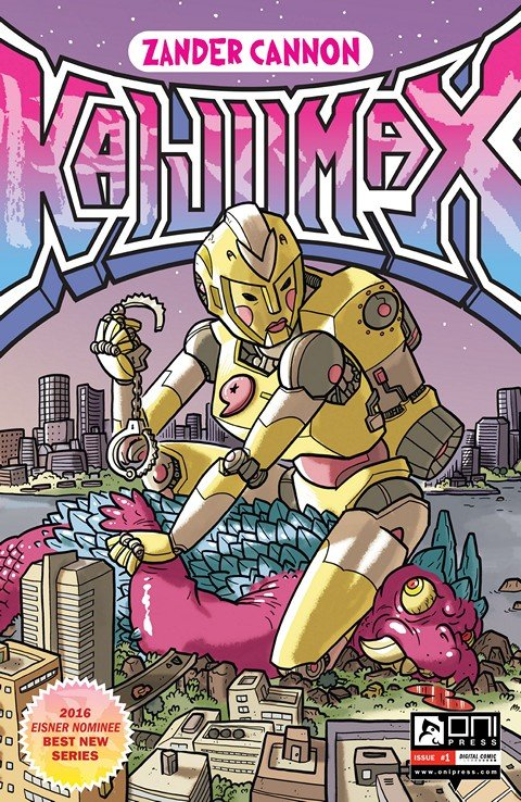 Kaijumax – Season Two #1