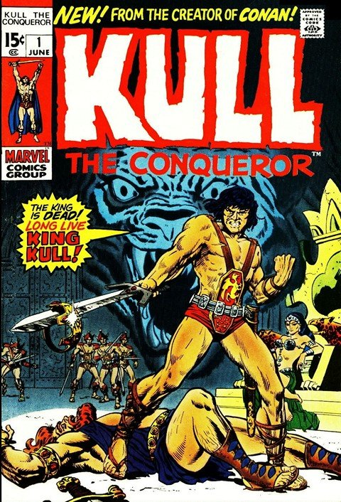 Kull (Ultimate Collection)