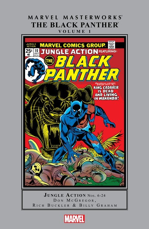 Marvel Masterworks – Black Panther Vol. 1