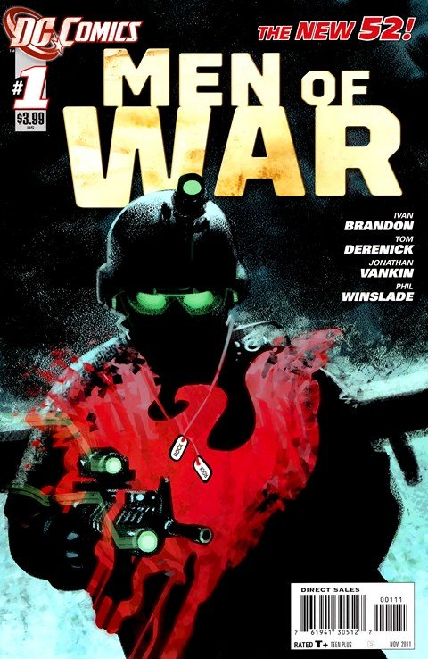 Men of War #1 – 8