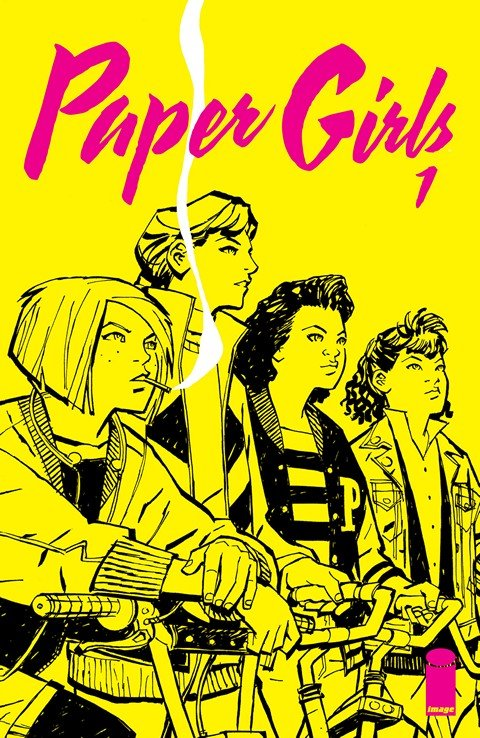Paper Girls #1 – 30 + TPBs (2015-2019)