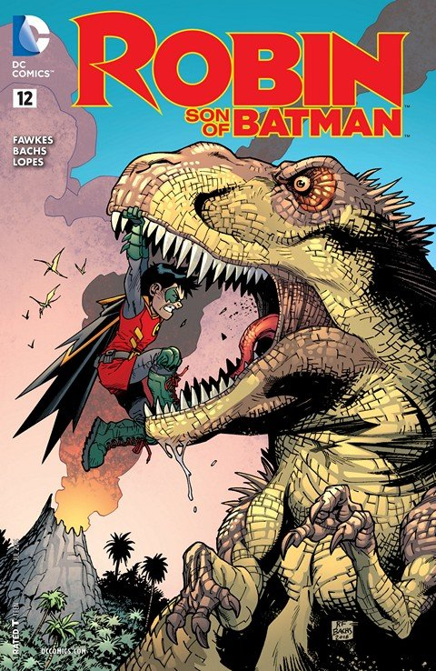 Robin – Son of Batman #12