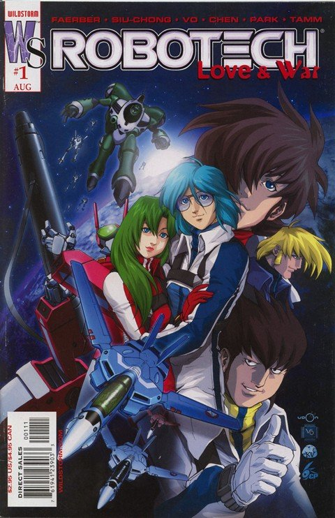 Robotech – Love & War