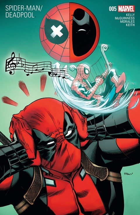 Spider-Man-Deadpool #5