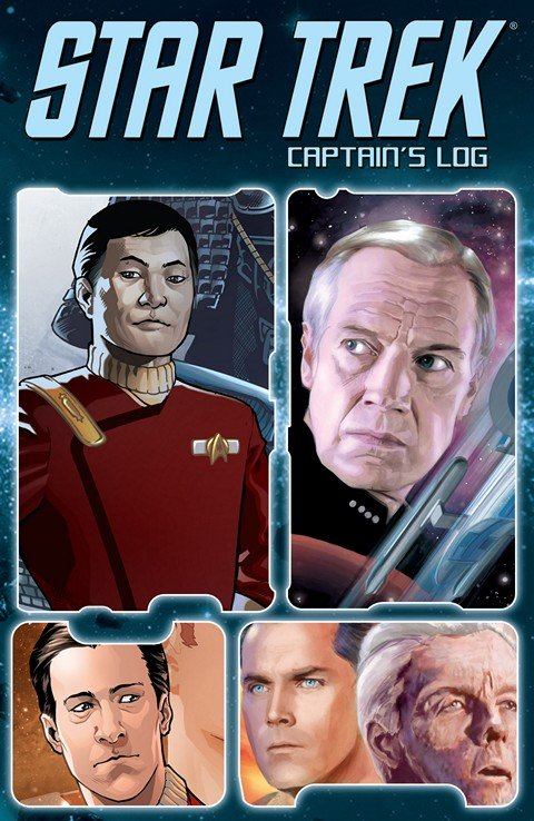Star Trek – Captain's Log