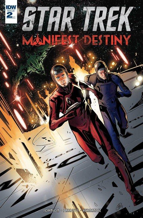 Star Trek – Manifest Destiny #2