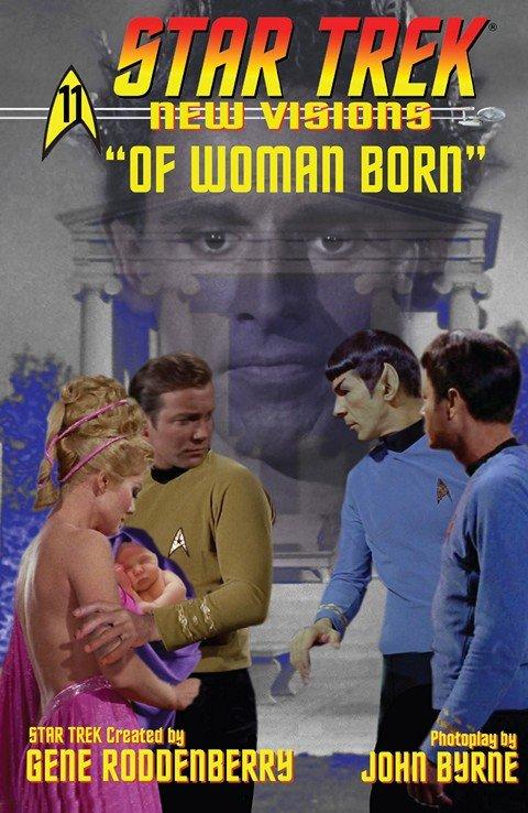 Star Trek New Visions #11