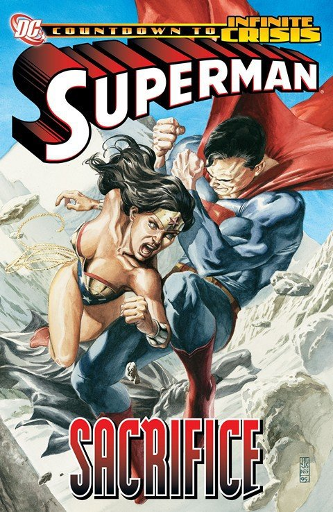 Superman – Sacrifice