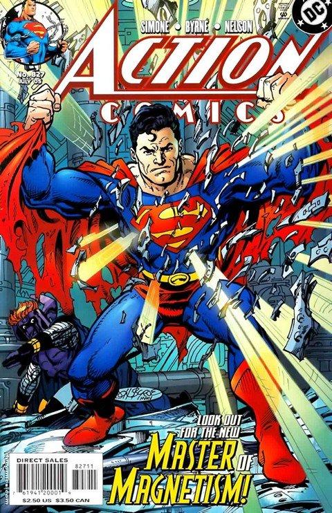 Superman – Strange Attractors