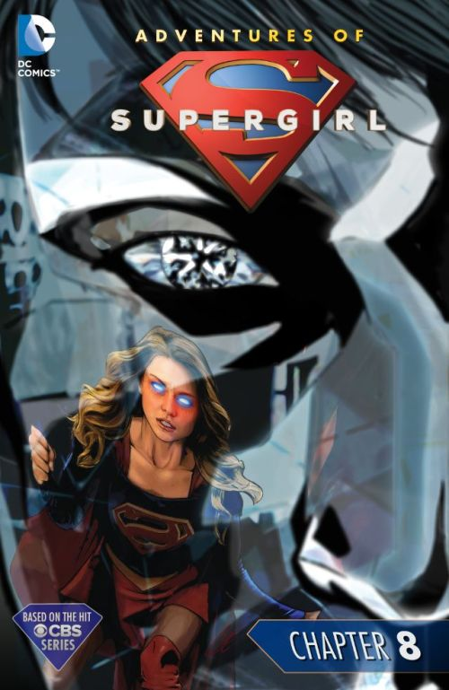 The Adventures of Supergirl #8