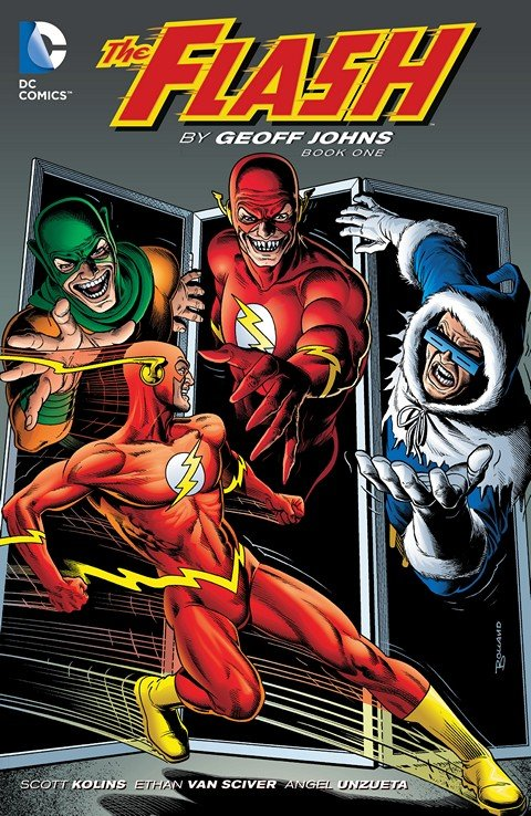 The Flash By Geoff Johns Book 1 – 6 (2015-2019)