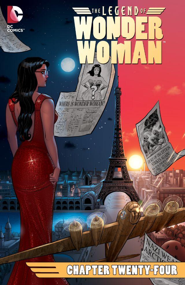 The Legend of Wonder Woman #24