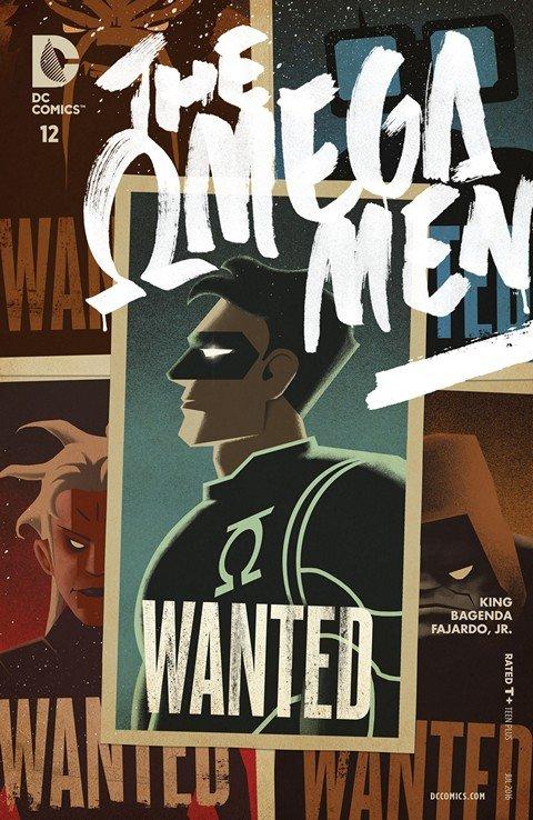 The Omega Men #12