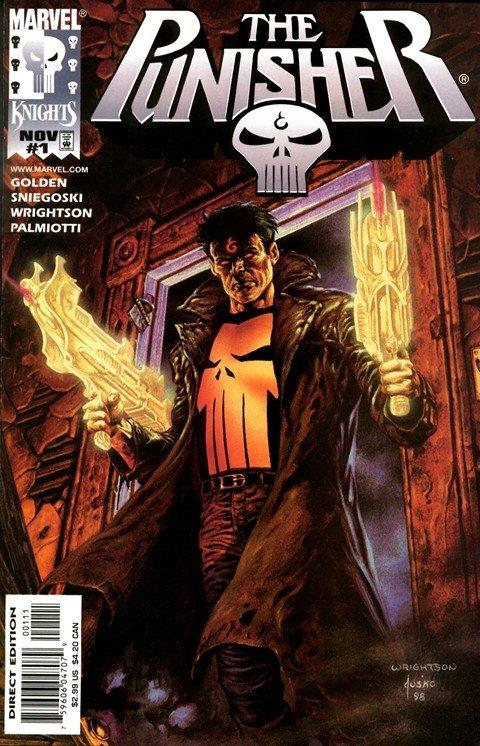 The Punisher – Purgatory #1 – 4