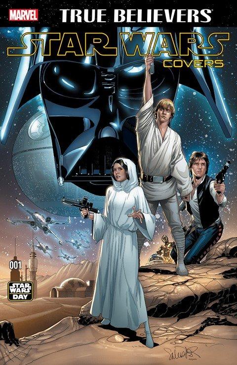 True Believers – Star Wars Covers #1