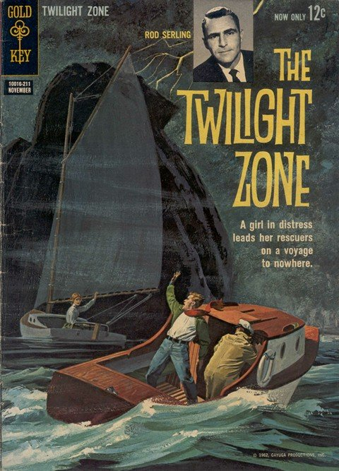 Twilight Zone Vol. 1 #1 – 92