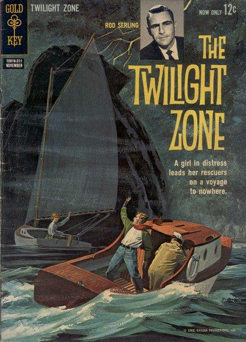 Twilight Zone Vol. 1 #1 – 92