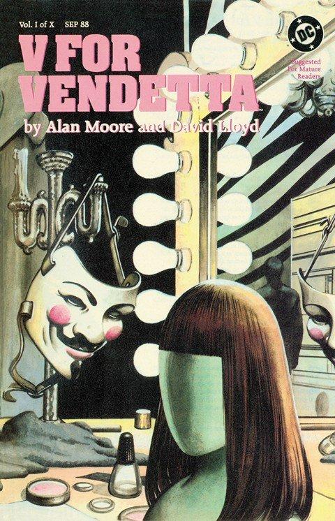 V for Vendetta #1 – 10