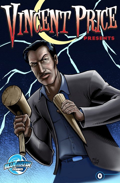 Vincent Price Presents #0 – 37