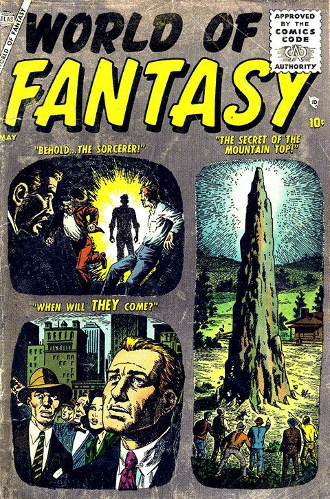 World of Fantasy #1 – 19