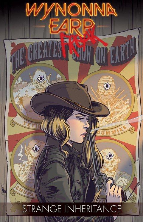 Wynonna Earp – Strange Inheritance