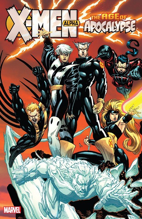 X-Men – Age of Apocalypse Vol. 1 – Alpha