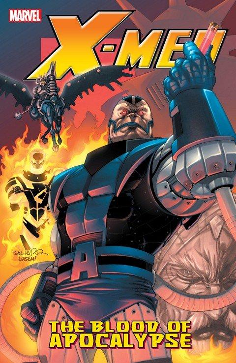 X-Men – Blood Of Apocalypse