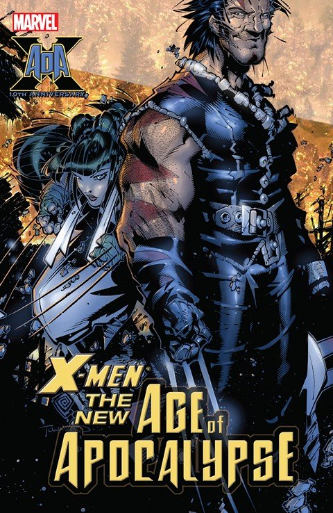 X-Men – The New Age Of Apocalypse