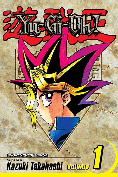 Yu-Gi-Oh! Vol. 1 – 7