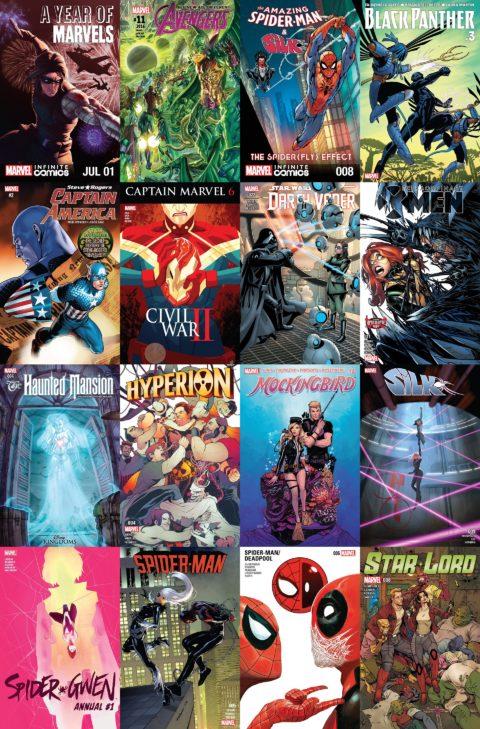 2016.06.29 Marvel Week+
