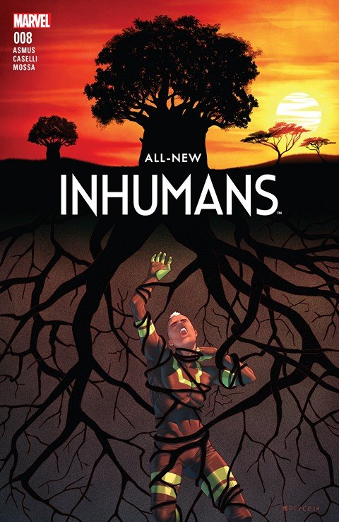 All-New Inhumans #8
