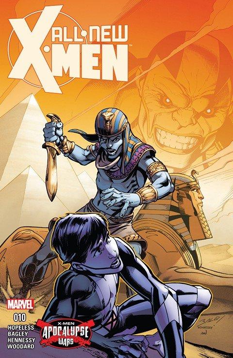 All-New X-Men #10