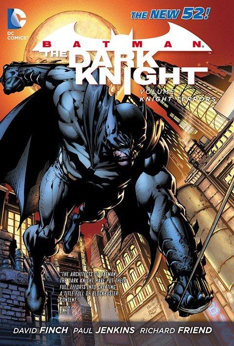 Batman – The Dark Knight Vol. 1 – 4 (TPB) (2011-2014)