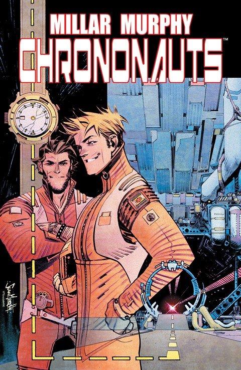 Chrononauts Vol. 1 – 2 (TPB) (2015-2020)