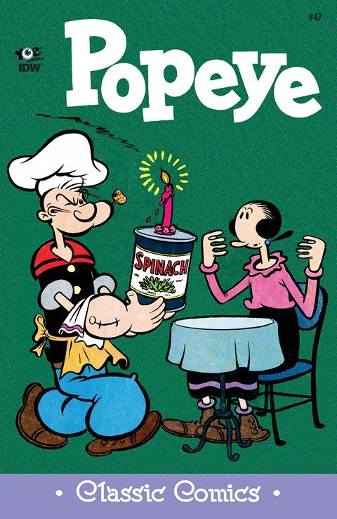 Classic Popeye #47