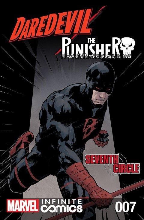 Daredevil – Punisher – Seventh Circle Infinite Comic #7