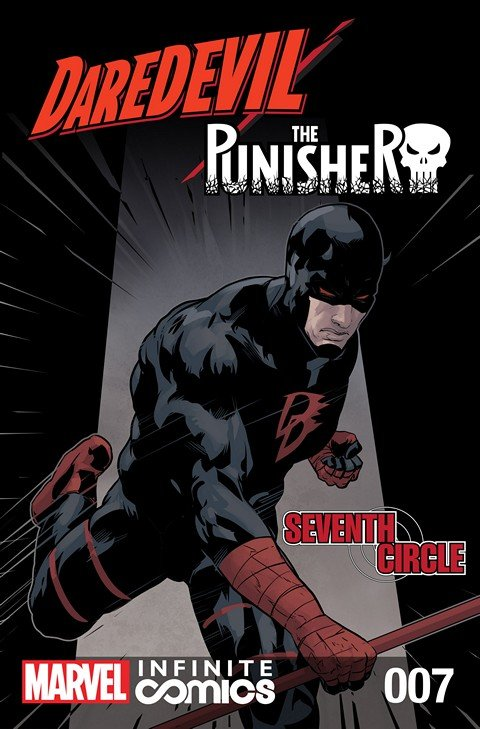Daredevil – Punisher – Seventh Circle Infinite Comic #7