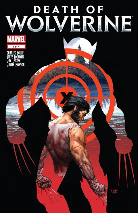 Death of Wolverine (Story Arc + Tie-Ins) (2014-2015)
