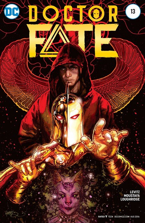 Doctor Fate #13