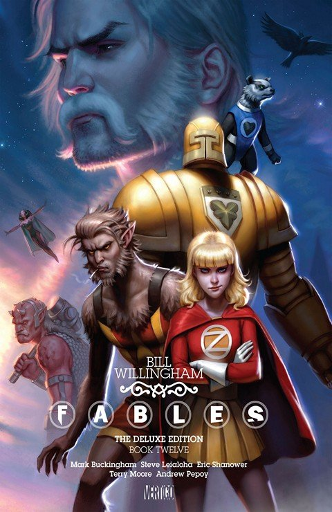 Fables – The Deluxe Edition – Book 12