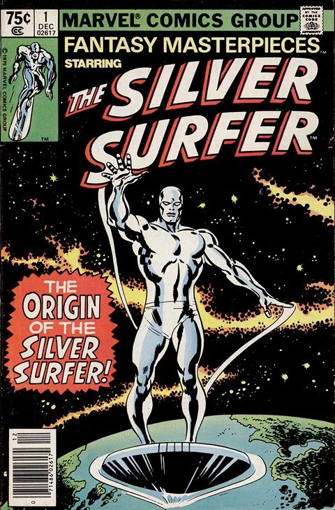 Fantasy Masterpieces Vol. 2 – Silver Surfer #1 – 14