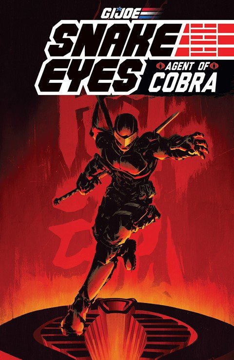 G.I. Joe – Snake Eyes, Agent of Cobra