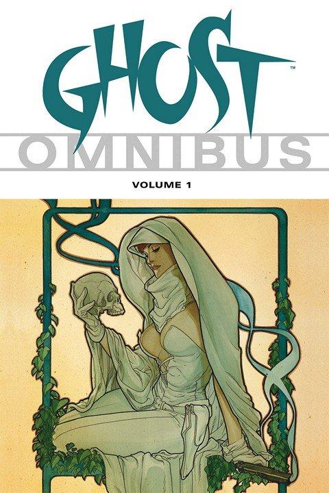 Ghost Omnibus Vol. 1 – 5